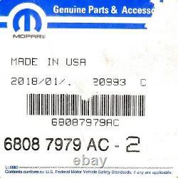 11-15 Dodge Durango (2) Front Suspension Shock Absorber Oem New Mopar 68087979ac
