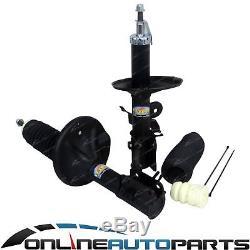 2 Front Gas Strut Shock Absorbers Mazda 3 Sedan + Hatch BK incl SP23 2004-5/2009