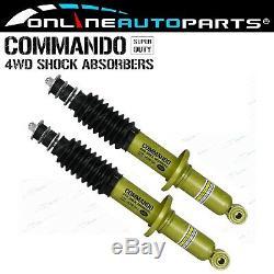 2 Front Gas Strut Shock Absorbers for Prado 90 95 Series 96-02 KZJ95 RZJ95 VZJ95