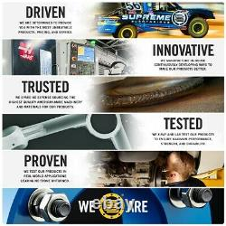 2 Front + Rear Lift Kit For 2005-2019 Nissan Frontier Bilstein B6 4600 Shocks