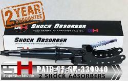 2 Front Shock Absorbers Audi Q7, Porsche Cayenne, Vw Touareg/gh-339940p/