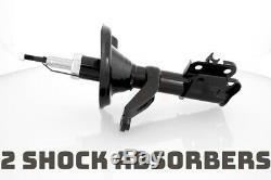 2 Front Shock Absorbers Honda Cr-v II (rd2) 03.2002-12.2004/gh-352668p/