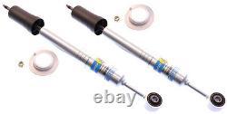 2-bilstein Shock Absorbers, 5100 Ride Height Adjustable, Front Shocks, Pair, Toyota