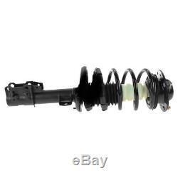 2004-2012 Chevy Malibu Pontiac G6 Front Strut withsprings Sway Bar Outer Tie Rods