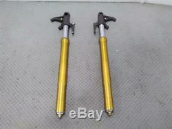 2008 Triumph Daytona 675 2006 To 2008 6 Speed In Line Triple Front Forks