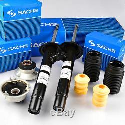 2x SACHS 311405 311406 Stoßdämpfer Staubschutz Domlager BMW M-Technik Vorne