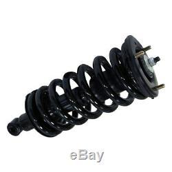 4 Front Struts & Sway Bar Links Kit for 2004 2009 2010 Titan Armada QX56 5.6L