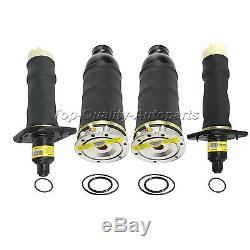 4x Luftfederung Luftfeder Für Audi A6 4B C5 Allroad Quattro Hinten+Vorne