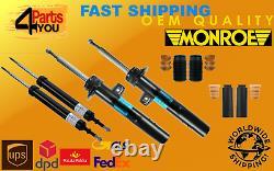 4x MONROE Shock Absorbers BMW 3 E90 E91 E92 E93 REAR + FRONT M SPORT M-PAKIET