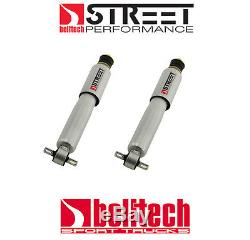 88-98 C1500/Sierra/Silverado Street Performance Front Shocks 2 5 Drop (Pair)