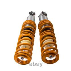 Adjustable Coilover Kit Suspension Shock For MAZDA MX5 MK1 Typ NA Year-90-97