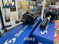 Audi A3 8P 2003-2013 Front Shock Absorber BRAND NEW PAIR OEM GENUINE SACHS