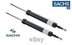 BMW 1 & 3 Series Rear Shock Absorber X2 E90 E91 E92 E93 05-13 OEM SACHS ORIGINAL