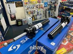 BMW 1 SERIES 118 120d 123 130 FRONT PAIR SHOCK ABSORBER 2006 2013 SACHS