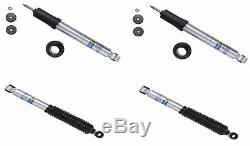 Bilstein 46mm Front + Rear Shock Absorbers for 1996-2004 Toyota Tacoma 4WD