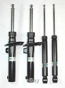 Bilstein 4x B4 Shock Absorbers Dampers Set High OEM Quality 22-131607 19-127439