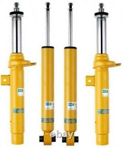 Bilstein 4x B8 Full Kit Shortened Shock Absorbers Dampers 35-264552 24-264563