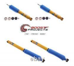 Bilstein B6 4600 Series Rear & Front Shock Absorbers Fits 98-03 Dodge Durango