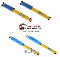 Bilstein Chevrolet / GMC Shock Absorbers Rear & Front 24-104050 / 24-020435