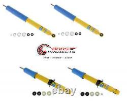 Bilstein For Toyota Tundra Shock Absorbers Rear Front 24-185394 / 24-185387