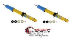 Bilstein PAIR For Toyota Tundra/Sequoia B6 4600 Shock Absorbers Front 24-185387