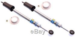 Bilstein Shock Absorber Set, 5100 Series Front & Rear Shocks, 05-13 Toyota Tacoma