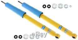 Bilstein Shock Absorber Set, Front & Rear Shocks, 05-15 Toyota Tacoma 2wd 5 Lug