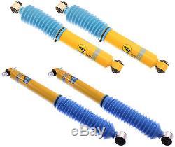 Bilstein Shock Absorber Set, Front & Rear Shocks, 83-05 Gm 4wd S10 Blazer, Jimmy