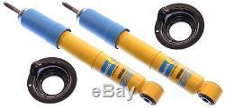 Bilstein Shock Absorber Set, Front & Rear Shocks, Fits 05-15 Nissan Xterra 4wd