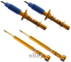 Bilstein Shock Absorber Set, Front & Rear Shocks, Volkswagen Golf, Jetta, Seat Leon