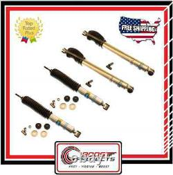 Bilstein for Ford F150/F250/F350 Shock Absorbers Front&Rear 24-185523/ 24-065276