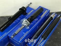 Bmw 1 Series E81 E82 E87 E88 Front + Rear Shock Absorbers 2004 2013