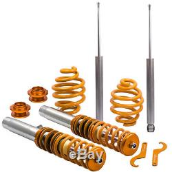 COILOVER for BMW E46 COMPACT 3 SERIES ADJUSTABLE SUSPENSION NEW COILOVERS