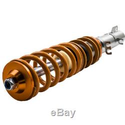 COILOVERS SUSPENSION Struts KIT For VW Golf Mk4 1.4 1.6 1.8 1.8T 1.9SDi 1.9TDi
