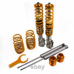 COILOVERS for VW LUPO & SEAT AROSA Adjustable Coilover Suspension Kit 1998200