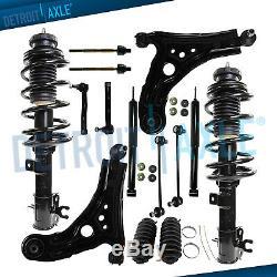 Chevrolet Aveo 5 Pontiac Wave 14pc Front Struts Rear Shocks + Suspension Kit