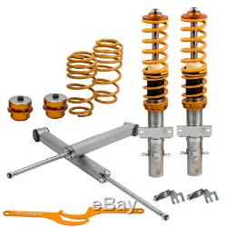 Coilover Suspension Kit for VW Polo Mk5 6R Seat Ibiza 9J Adjustable Coil Spring