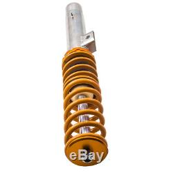 Coilover kit Adjustable Suspension kit FRONT + REAR for BMW 3 SERIES E46 316-330