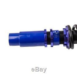 Coilovers Adjustable For BMW 3 Series E46 M3 Suspension Shock Absorber 1998-05