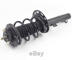 Complete Front Struts Shock Absorbers & Coil Spring For Ford Focus 2004-11 MK2