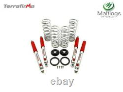 Discovery Td5 Suspension Kit Discovery Td5 Lift Kit Medium Load Plus 3 Tf259