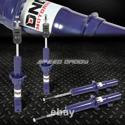Dna Blue Oe Gas Shocks Absorber Strut+scaled Coilover For Honda Civic/crx Ee Ef