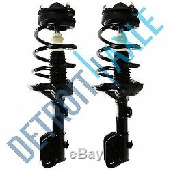 Fit 2005 2006 2007 Honda Odyssey Complete Front Quick Struts & Springs Set 3.5L