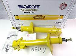 Fits NISSAN X-TRAIL T30 2001-07 2 x MONROE ADVENTURE FRONT SHOCK ABSORBERS