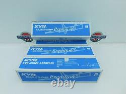 Fits Nissan Figaro Front & Rear Kyb Oil Shock Absorbers / Dampers