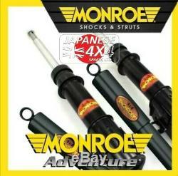 Fits SHOGUN & PAJERO MK1 1983-1991 PAIR OF MONROE FRONT SHOCK ABSORBERS