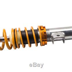 For BMW 3 SERIES E46 coilover kit adjustable suspension all engine New COILOVERS
