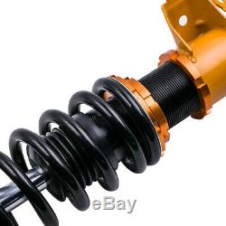 For BMW E36 3 Series Coilover Shock Absorber Struts Height Adjustable Kit 1998