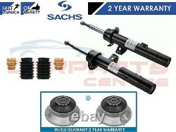 For Bmw 1 Series E81 E87 Msport Mtech Front Left Right Shockers Shocks Absorbers