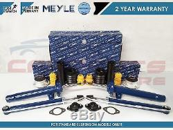 For Bmw 3 Series E46 Front Rear Shock Absorbers Top Strut Mounts Dust Cover Kit